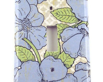 Wall Decor Switchplate  Light Switch Cover  Switch Plate in  Quinn  (173S)