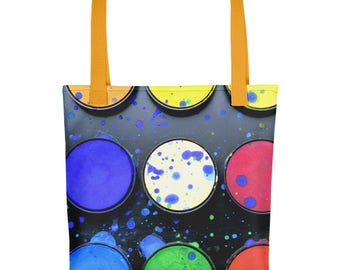 Colors for art creation - Tote bag