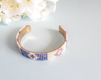 "Ethnic bracelet - ""Indiana"" - Vintage and ethnic at once"