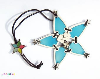 Kingdom Hearts Wayfinder - Charm Necklace (Single)