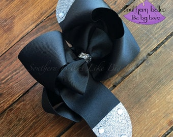 Tap Shoes Bow, Gift for Dance Recital, Tap Recital Gift, Bow for Tap Dancers, Tap Dancer Bow, Gift for Tap Dancer, Gift for Girl, Tap Bow