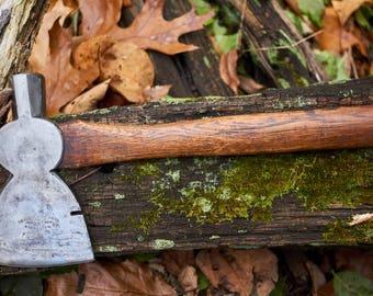 Crucible Hatchet rare vintage broad hatchet