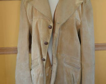 Fringed Marc Mattis pigskin coat with quilted accents nsSD2ZG