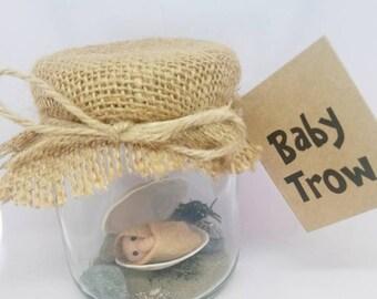 Newborn Shell Baby - Shetland Trow