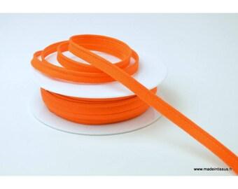 10 mm cotton Orange piping