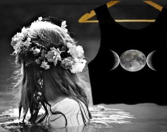 Luna Goddess Crop Top
