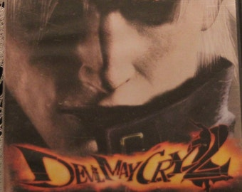 Devil May Cry 2 - Playstation 2 - Factory Sealed