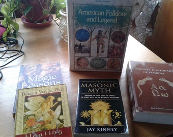 Variety Grouped Forklore, Fairies and Myths