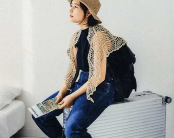 Summer Crochet Items by Ronique - Japanese Craft Book