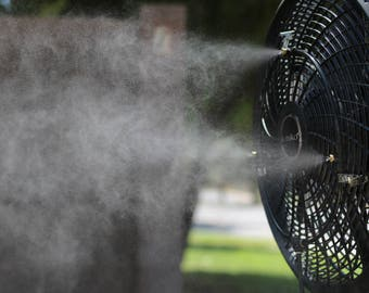 Outdoor Misting Ring for outdoor fan