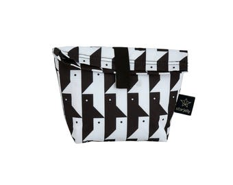 Faces Toddler Lunch bag, New collection  Kids Lunch bag, childrens Lunch bag ,Monochromatic bag