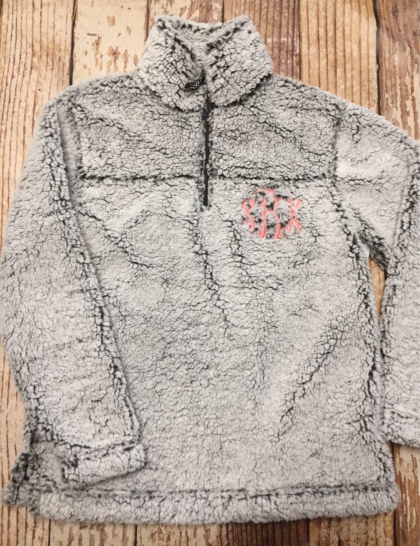 Fuzzy Jacket