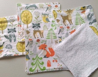 Cloth Wipes - Set of 5