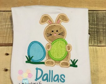 Easter Shirts For Boys - Easter Bunny Shirt - Easter Boy Shirt - Boy Easter Shirt - Easter Rabbit Shirt - toddler boy easter shirt