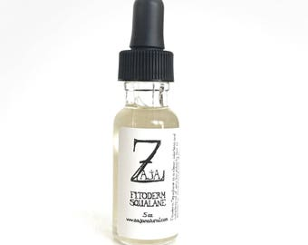 ZAJA Natural Squalane Moisturizing Serum Vegan