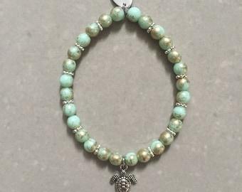 Turtle Charity Bracelet