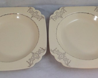 Homer Laughlin, Century, (two bowls), 1930, Rare