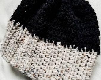 Marvelous Messy Bun Hat