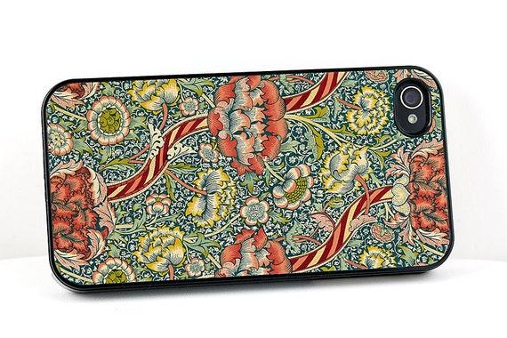 Wandle Design decorative floral iphone 6 iphone 5 william