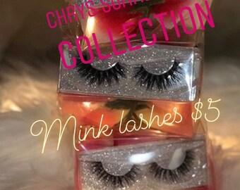 eyelashes , mink lashes, eyelash extention