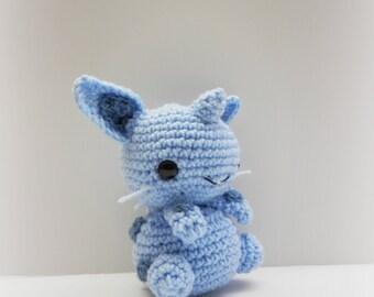 Crochet Nidoran Inspired Chibi Pokemon
