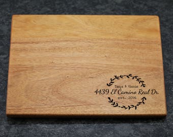 Housewarming Gift, Unique Closing Gift, Personalized Housewarming Gift, New Homeowner Gift, House Gift, Closing Gift, Gift for Closing, cb1