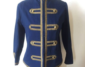 Antique Mens Military Jacket/Costume AS Is