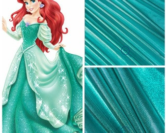 Ariel cosplay etsy pre production princess ariel disney cosplay disney princesses little mermaid aqua sea park land dress thecheapjerseys Image collections