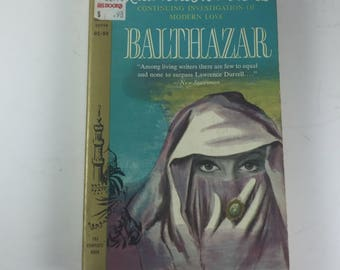 Balthazar by Lawrence Durrell, Paperback, 1961