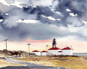 Lighthouse Limited Edition Fine Art Print