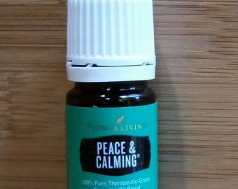 Peace & Calming 5ml Young Living essential oil