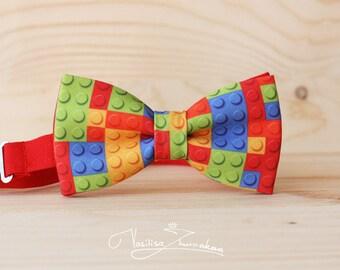 LEGO bowtie - bow tie Bow Ties, BowTie Colored bowtie