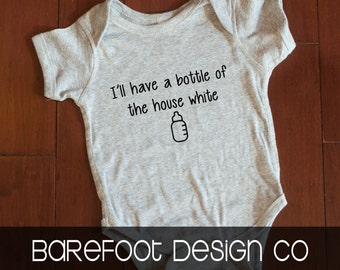 I'll have a bottle of the house white bodysuit FREE and FAST Shipping in the US!