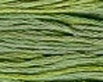 JOLLY HOLLY Classic Colorworks hand-dyed embroidery floss cross stitch thread at thecottageneedle.com