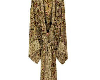 Kimono jacket, silk robe, silk kimono, kimono robe, silk kimono robe, silk kimono jacket, kimono robes, pure silk kimono, silk robes