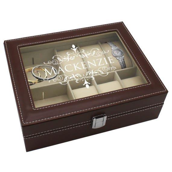 Personalized Jewelry Box Wife Gift Personalized Girls