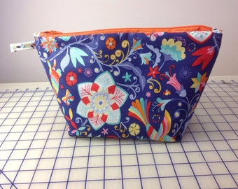 Project bag knitting sewing