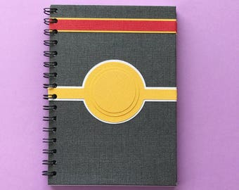 Luxury Ball A5 Notebook/Journal