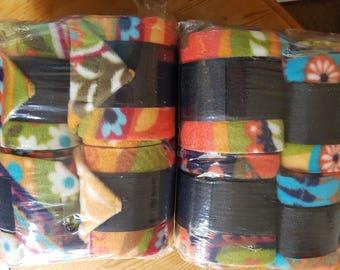 New Polar Fleece Travel/Polo Bandages (4)