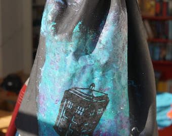 Dr. Who bag tardis