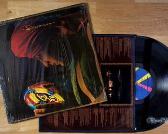 Electric Light Orchestra - Discovery (1979) ELO, gate; Vinyl LP