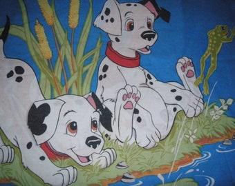 101 Dalmations Pillowcase - Fabric