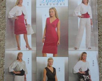 Butterick B5188 Lifestyle wardrobe Size 14-16-18-20  2008