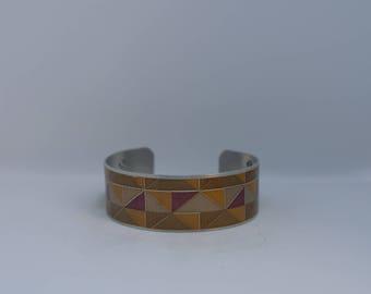 Biscotti Cuff Bracelet