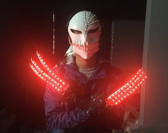 Wolverine LED Cosplay Gloves
