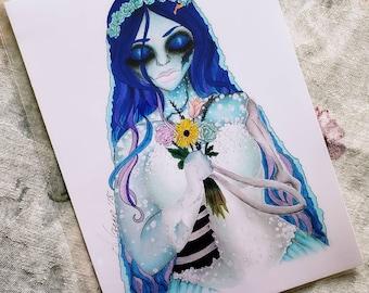 Corpse Bride Fanart