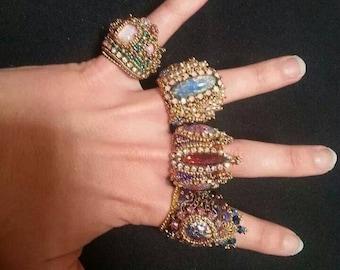 Finger Crowns