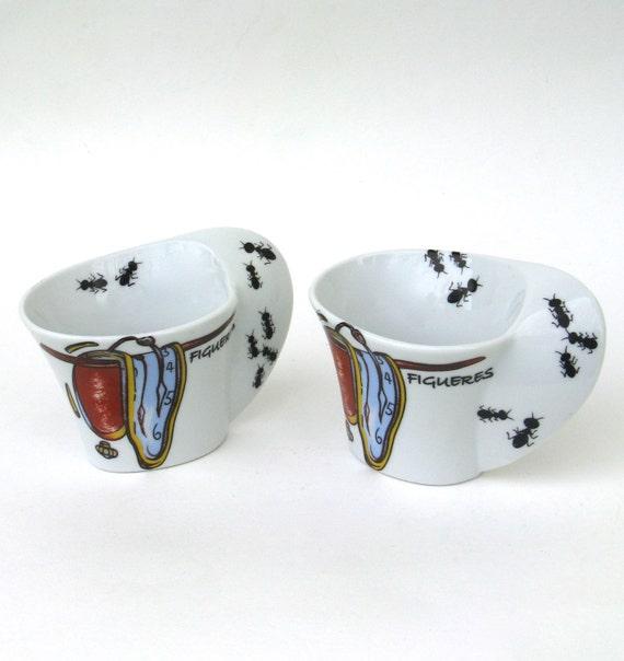 crazy tea cups ... espresso cups. ... vintage cup