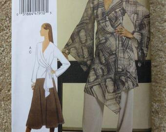 Vogue pattern V8434 The Vogue Woman Size 16-18-20-22-24