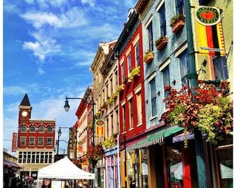 Findlay Market in Cincinnati's Over-The-Rhine